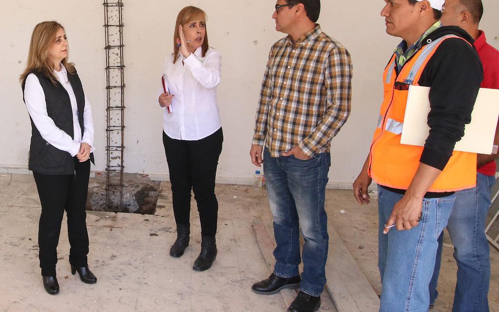 Construye DIF Tampico Nueva Estancia de Cuidado Diario para los Adultos Mayores