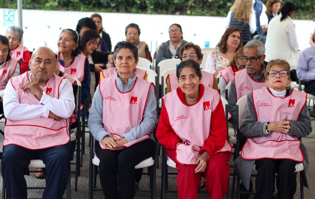 Beneficia DIF Tampico a más Adultos Mayores con el Programa Alerta Plateada