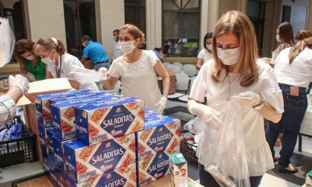 Garantiza DIF Tampico Apoyo Nutricional a Beneficiarios de Comedores Comunitarios