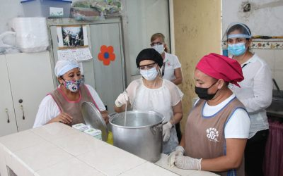 Garantiza DIF Tampico Alimentación de Grupos Prioritarios