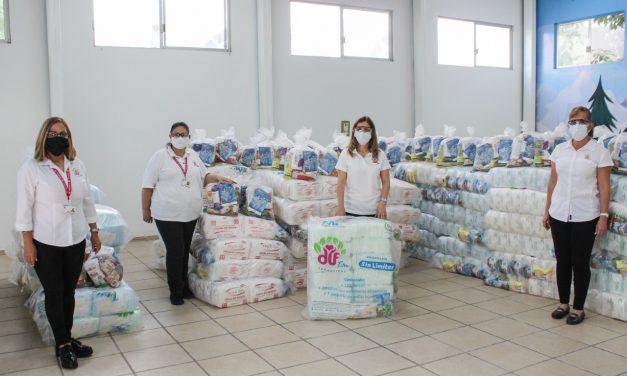 Atiende DIF Tampico Necesidades de Grupos Vulnerables